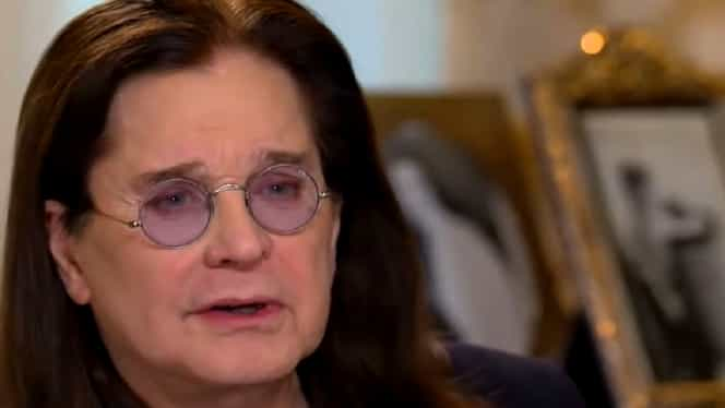 Ozzy Osbourne, diagnosticat cu boala Parkinson. Starul rock a făcut dezvăluirea într-o emisiune de televiziune – VIDEO