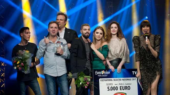 Cine sunt Ilinca şi Alex Florea, cei care vor reprezenta România la Kiev