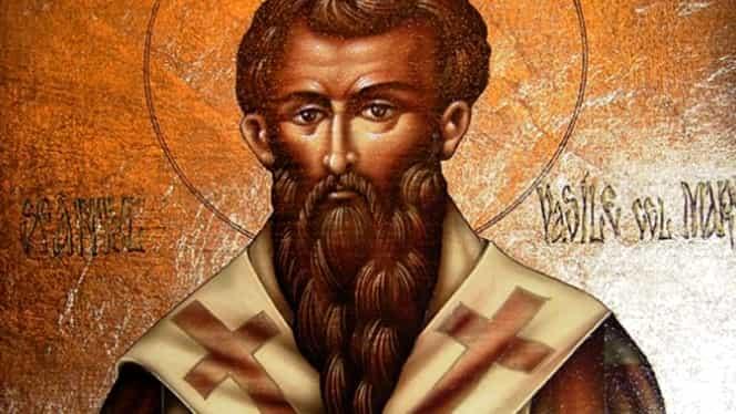 Calendar ortodox marți, 1 ianuarie 2019: este sărbătorit Sfântul Vasile cel Mare