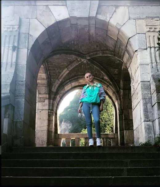 Misha a postat mai multe imagini din Ungaria