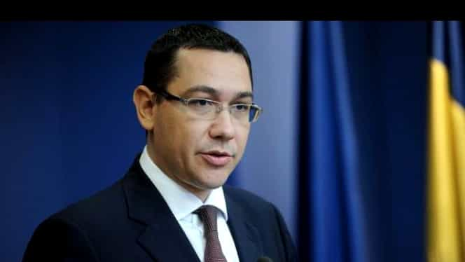 """Condițiile în care Victor Ponta va vota Guvernul Orban: """"Aici nu vorbim de orice miniștri"""""""