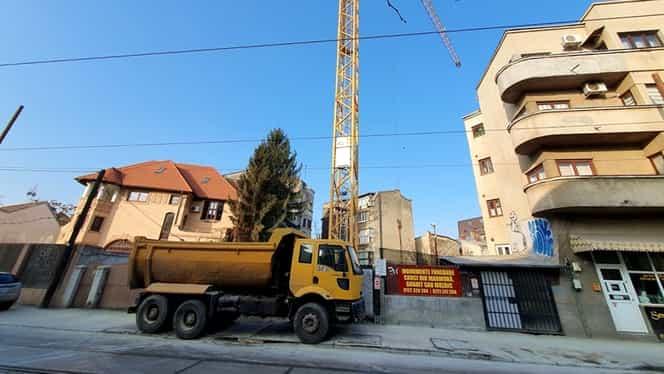 Ginerele unui fost senator PSD a primit autorizația să construiască un bloc cu 9 etaje într-o zonă istorică a Bucureștiului