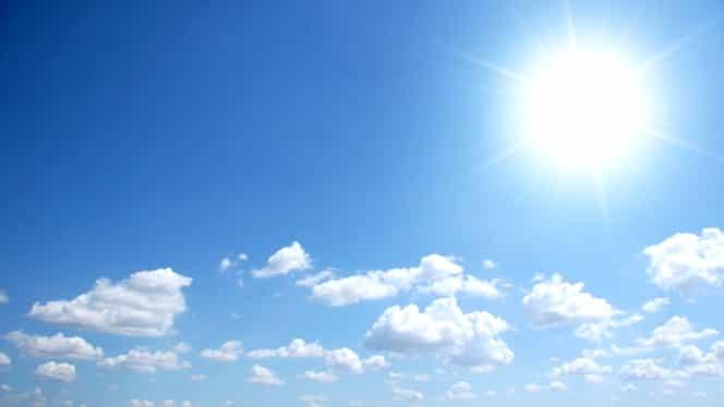 Prognoza meteo 15 septembrie! Vremea devine călduroasă în sud-estul ţării