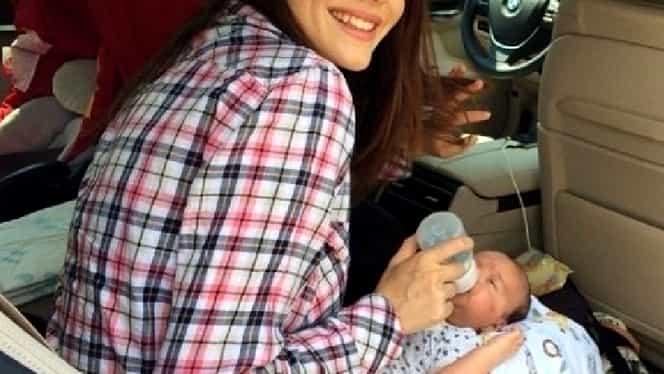 La 8 luni de la divorţ, se zvoneşte că ar fi însărcinată! Ce se întâmplă cu o prezentatoare TV foarte cunoscută de la noi