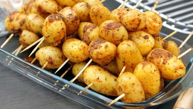 Dietă rapidă cu cartofi fierți. Slăbești 5 kilograme în 3 zile