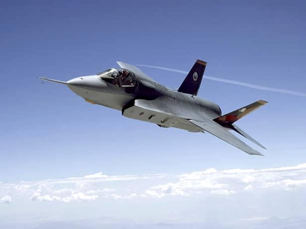 La ora 18:45, pe data de 28 septembrie, s-a constatat impactul. Avionul era din dotarea forțelor SUA, și a fost folosit pentru prima dată în ziua de joi în cadrul unei misiuni de luptă