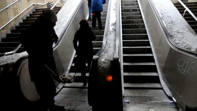 """Grevă la metrou! Mecanicii de reparații amenință de data aceasta! """"Metroul va circula o zi-două, după care se închide"""""""