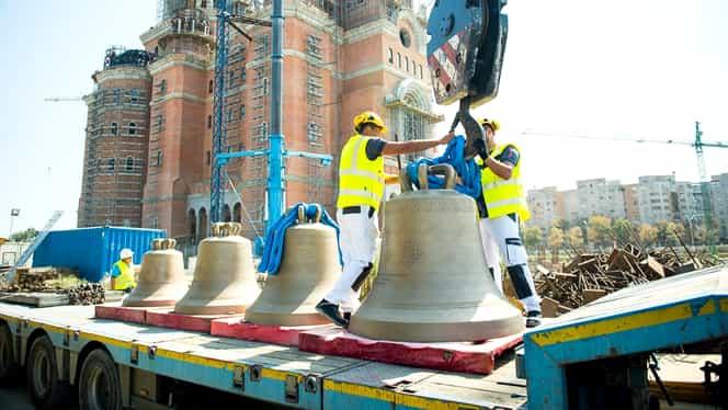 Sfințirea Catedralei Mântuirii Neamului: vor participa aproximativ 30.000 de persoane