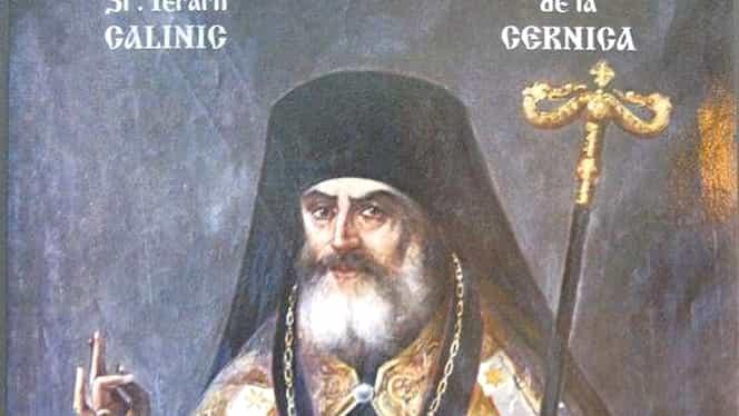 Sfântul Ierarh Calinic de la Cernica, Sfantul Mucenic Antipa și Sfantul Farmutie