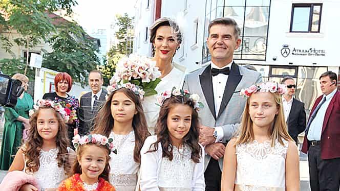 Roxana Ciuhulescu,  cununie religioasă cu Silviu Bulugioiu