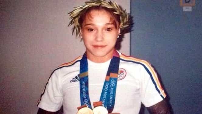Era cea mai sexy gimnastă din România! Cum arată acum Monica Roşu, la 13 ani de la retragere