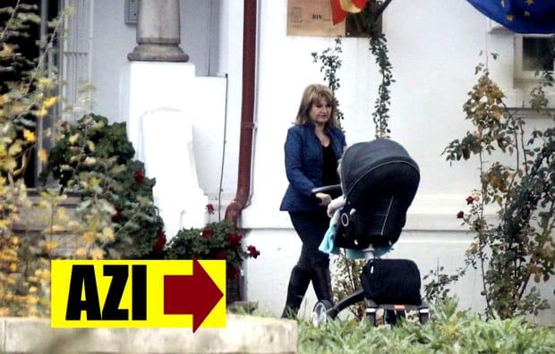 Maria Băsescu, fostă prima doamnă