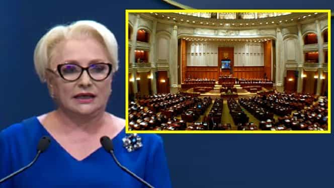 Moțiunea de cenzură împotriva guvernului Dăncilă a trecut cu 238 de voturi. Primele reacții