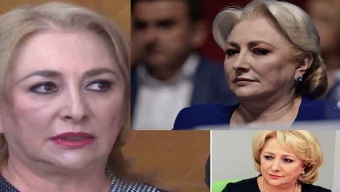 Viorica Dăncilă a lămurit misterul operațiilor estetice. Candidata PSD la prezidențiale spune că e 100% naturală