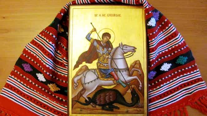 Rugăciunea către Sfântul Gheorghe care te fereşte de rele
