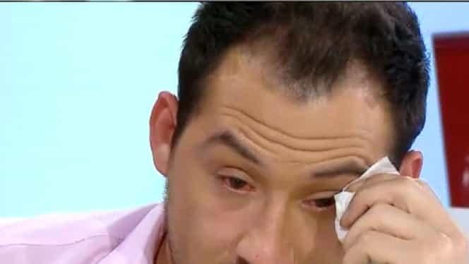 Lacrimi și durere pentru Ștefan Stan! Fostul câștigător de la Vocea României și-a înmormântat mama