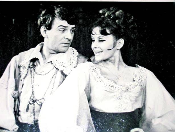 """Dan Puican, primul soț al Stelei Popescu, mărturisire sfâșietoare: """"O visez des. Mi-e dor de ea"""""""