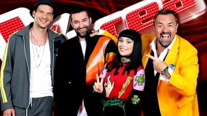Emisiunea Vocea României Live pe Pro TV, ediția de vineri, 4 octombrie