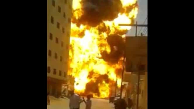 Explozie la o fabrică din Sudan! 16 oameni au murit şi cel puţin 90 sunt răniţi