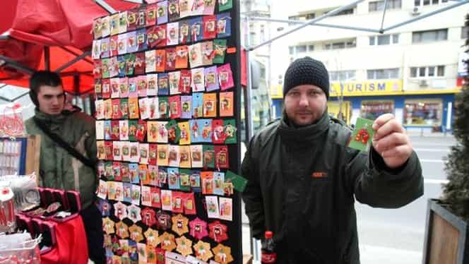 Unde au voie să vândă comercianții mărțișoare în București. Harta zonelor interzise!