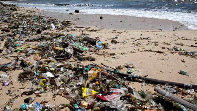 Marea Neagră, poluată. Specialiștii nu recomandă scăldatul în Ucraina