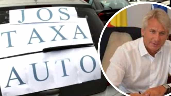 """Eugen Teodorovici, anunț de ultimă oră despre taxa auto: """"A fost bugetul blocat, s-a deblocat, încep plăţile"""""""