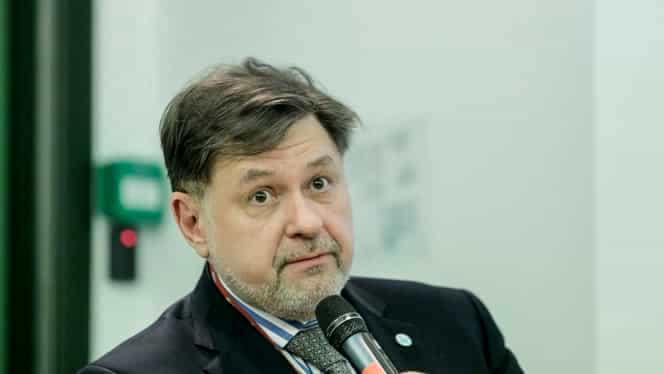 """Alexandru Rafila consideră că tratamentul cu paracetamol se poate dovedi eficient împotriva coronavirusului: """"Colegii mei vor ţine cont de acele recomandări!"""""""