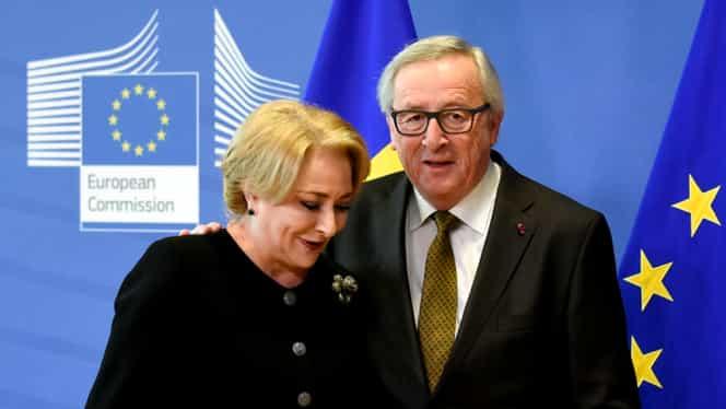 """ULTIMA ORĂ: Jean-Claude Juncker: """"România va intra în spațiul Schengen"""""""