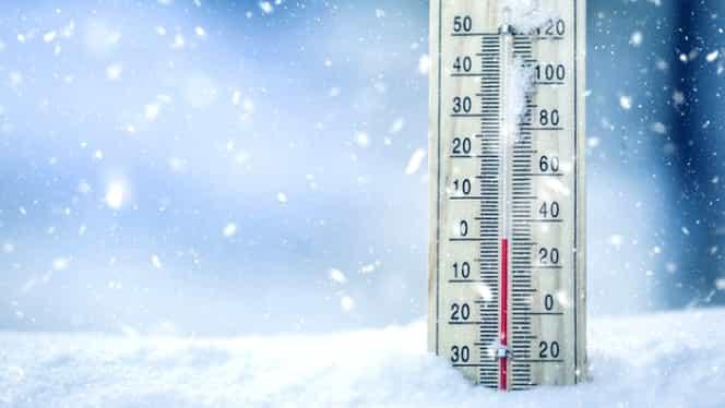 Prognoza meteo 26 ianuarie! Vremea se menţine foarte rece!