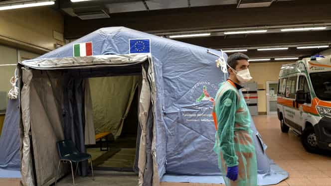 Primul copil din România, suspect de coronavirus. Tatăl său a călătorit de curând în Italia, într-o zonă afectată de virus