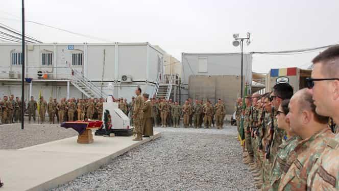 Un militar român a murit într-un spital din Germania, unde a fost adus din Afganistan