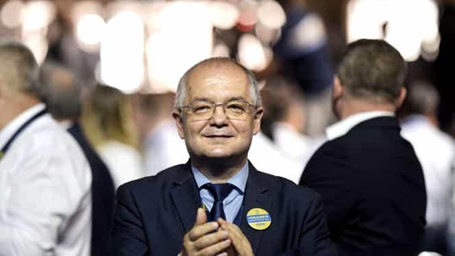 Emil Boc, candidatul PNL pentru un nou mandat la Primăria Cluj-Napoca