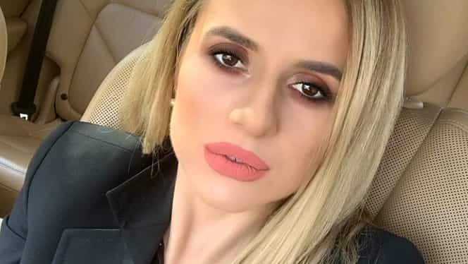 Alexandra, fiica lui Cornel Penescu, implicată într-un accident grav în Pitești