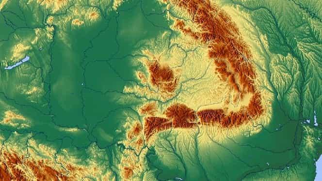 Cutremur de 2,8 grade pe scara Richter azi noapte, în România