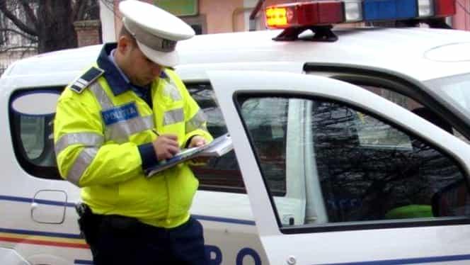 Cât costă un permis auto fals. Un șofer prins de poliție a recunoscut costul unui asemenea document