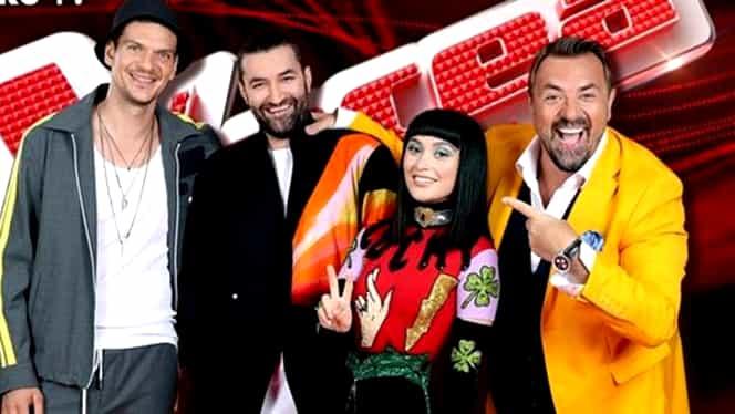 Emisiunea Vocea României Live pe Pro TV, ediția de vineri, 25 octombrie