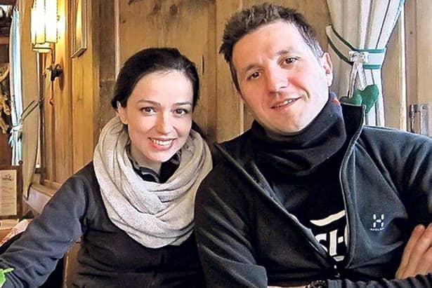 Andi Moisescu și soția sa au plecat într-o scurtă vacanță la schi