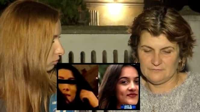 """Mama Luizei Melencu, reacție dureroasă după apariția unei filmări în care ar fi fata ei! """"Nu este! Nu este Luiza"""""""