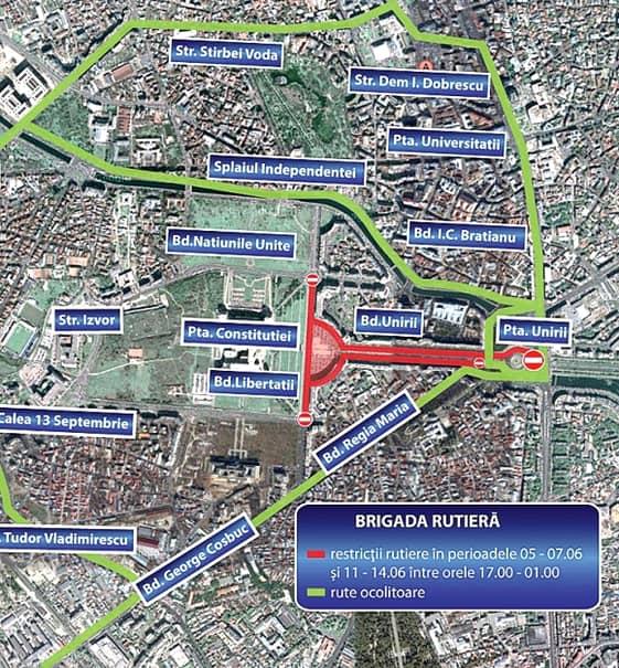 Andre Rieu blochează centrul Capitalei încă şase zile