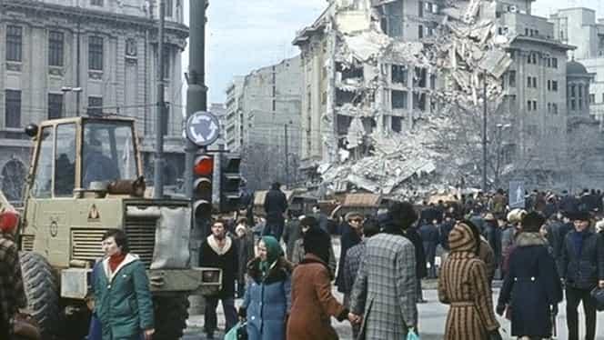 4 martie, semnificaţii istorice. 1500 de oameni mureau în România în urma unui cutremur devastator