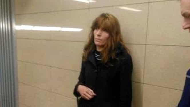 Magdalena Şerban, criminala de la metrou, îi ţine în alertă pe mascaţi