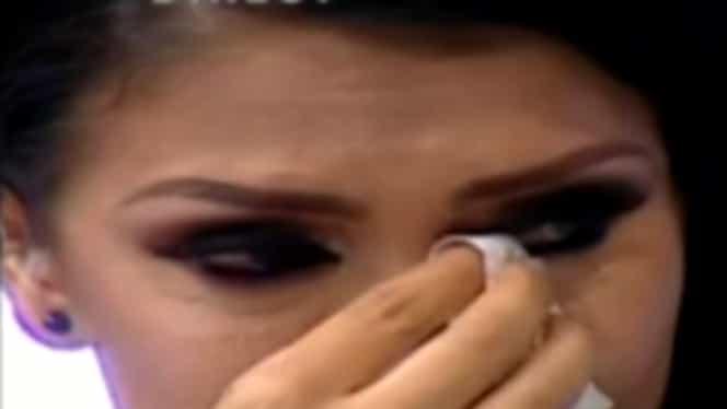 """Andreea Mantea, în lacrimi la TV: """"Am să mă rog să se facă dreptate"""""""