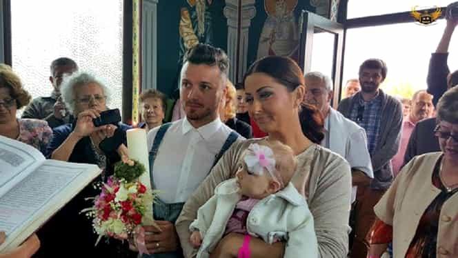 Cum arată acum Victoria, fiica cea mare a Gabrielei Cristea și a lui Tavi Clonda