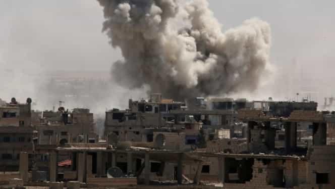 Armata siriană continuă războiul cu trupele de rebeli și jihadiști. Bilanțul confruntărilor din ultimele zile