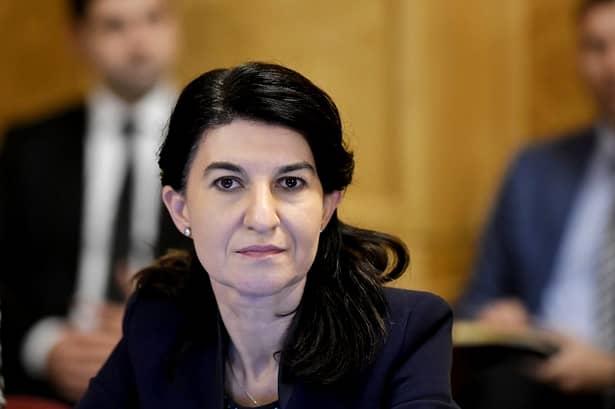 Violeta Alexandru, noul ministru al Muncii, explicație pentru întârzierile de la calcularea pensiilor. Violeta Alexandru