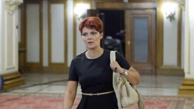 """Lia Olguța Vasilescu, un nou atac la adresa actualului Guvern! """"Să vedem cum o să închideți bugetul!"""""""