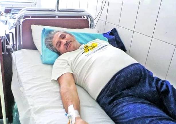 Jean Paler bolnav