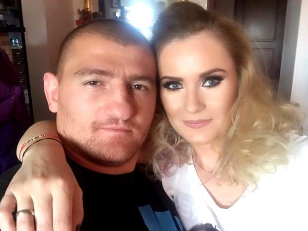 """GALERIE FOTO. """"Frumoasa şi Bestia""""! Cît de bine arată soţia lui Cătălin Moroşanu"""