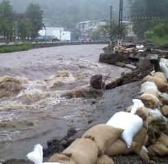 Cod portocaliu de inundații! Lista râurilor afectate