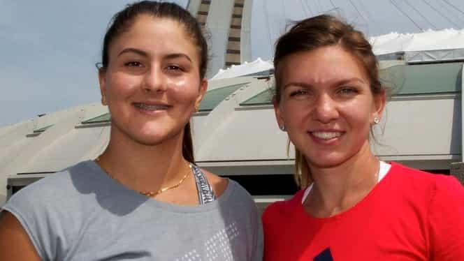 """De ce nu sunt prietene Simona Halep şi Bianca Andreescu! Românca a recunoscut: """"Nu am conexiuni cu ea"""""""